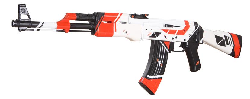 Set súng đồ chơi Skin ASIIMOV CSGO số 2