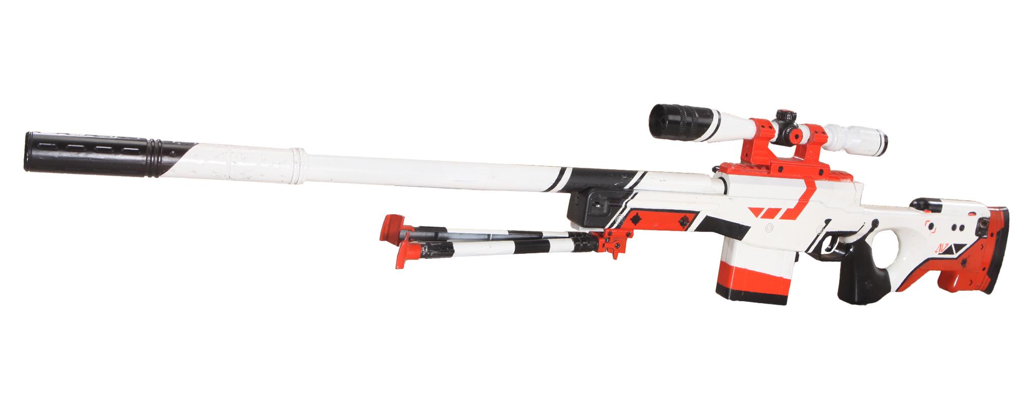 Set súng đồ chơi Skin ASIIMOV CSGO số 1