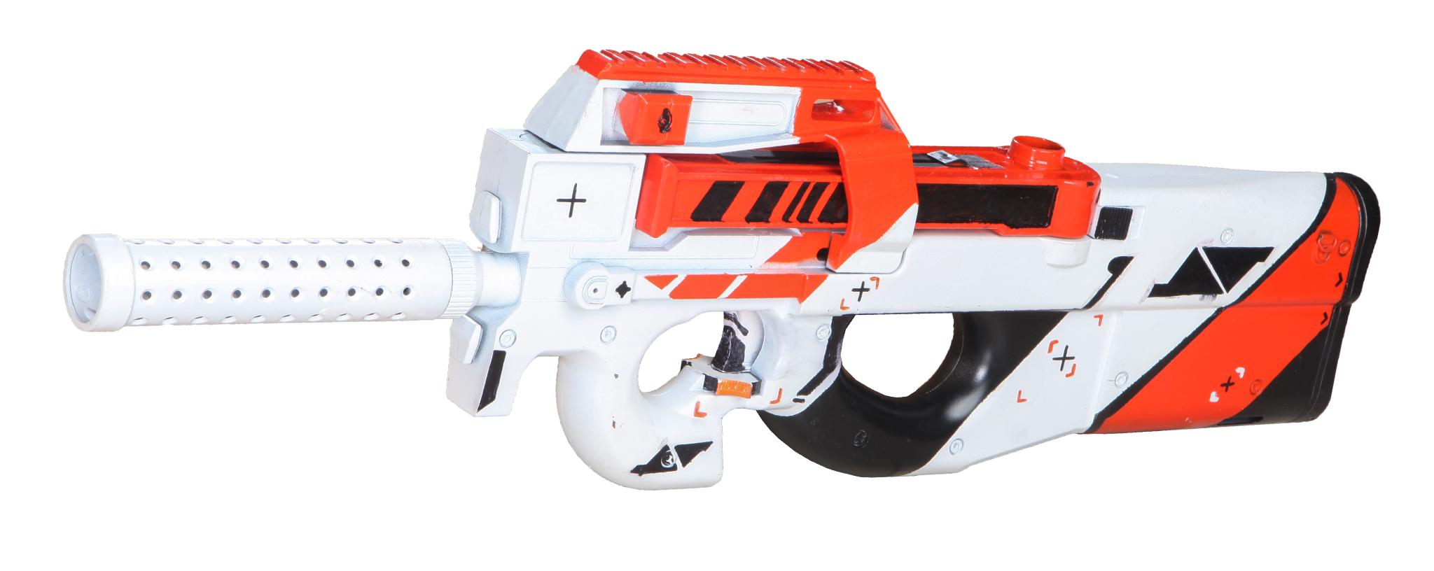 Set súng đồ chơi Skin ASIIMOV CSGO số 4