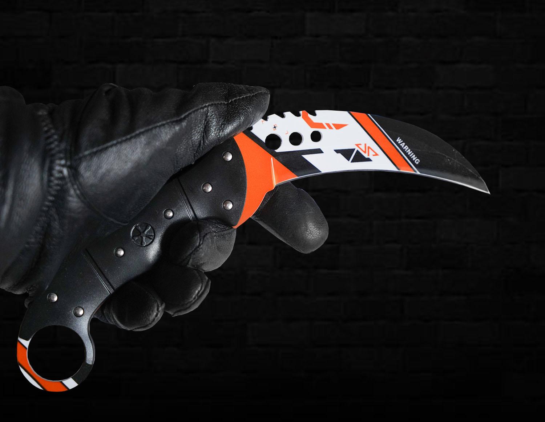 Dao Talon Knife CSGO thép không gỉ (1:1) số 2